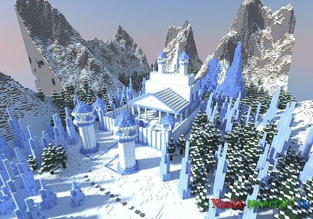 Скачать карту чернобыль для minecraft - f3
