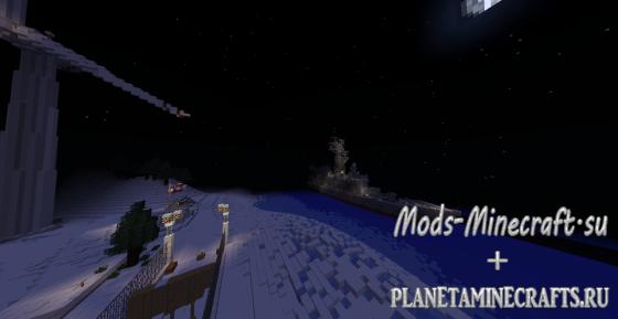Скачать Карту Area 52 Для Minecraft - фото 10