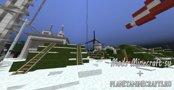 Скачать Карту Area 52 Для Minecraft - фото 9