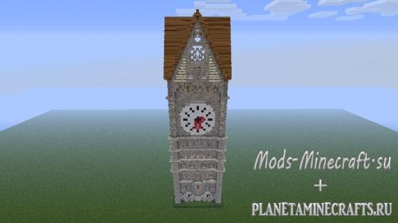 Скачать schematic Clock Tower