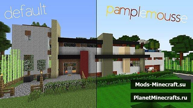 Скачать классные текстуры HD Simulation для ...: mods-minecraft.su/tekstury/398-skachat-klassnye-tekstury-hd...