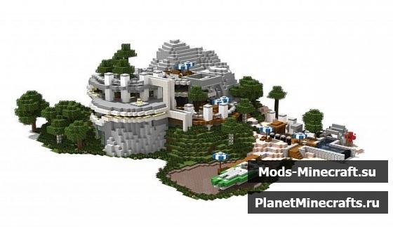 Схемы построек minecraft фото