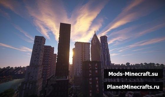 Майнкрафт 1.5.2 карту зомби апокалипсис