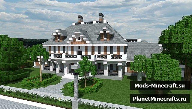Схема постройки дома в майнкрафт в картинках фото 445