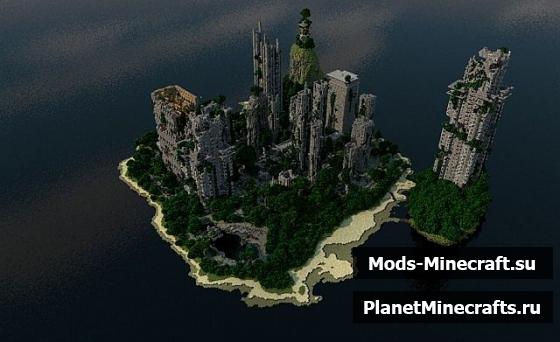 Карту прохождение на майнкрафт 1.5.2 апокалипсис
