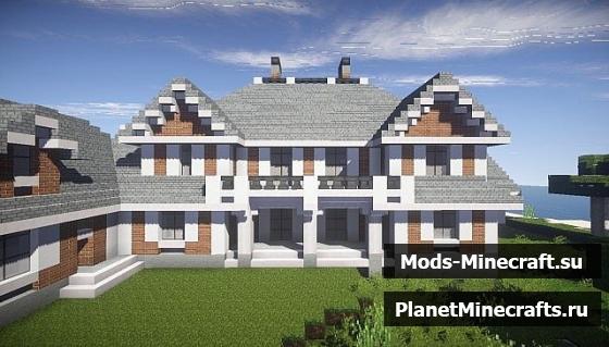 Схема постройки дома в майнкрафт в картинках фото 225