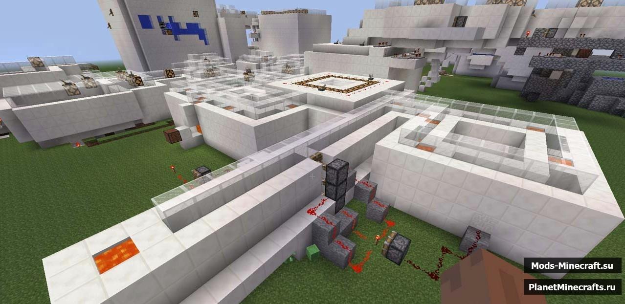 Майнкрафт как сделать карту на прохождение побег из тюрьмы