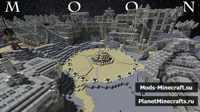 Большую Карту На Паркур 1.5.2