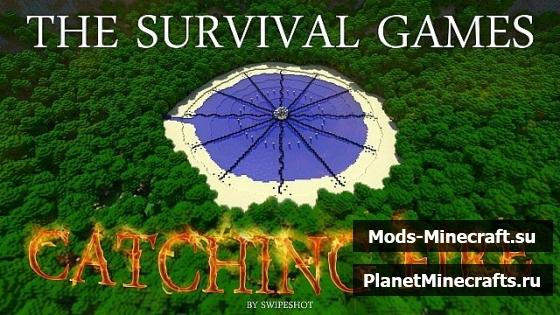 Прохождение игры майнкрафт карте голодные игры