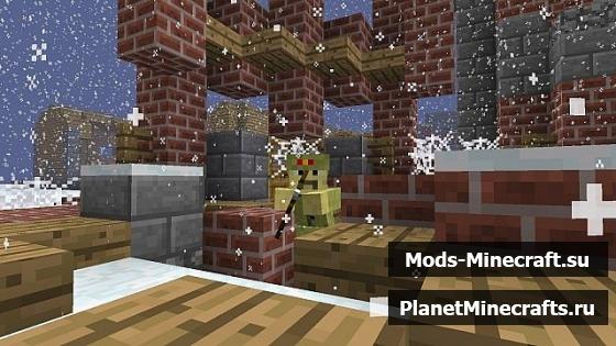 Мод world war 2 на майнкрафт 1.5.2
