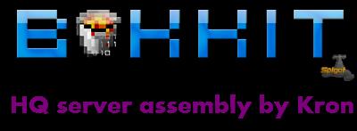 Настроенный сервер на майнкрафт 1.5.2